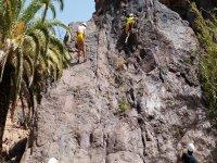 Escalada en Gran Canaria