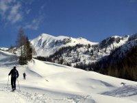 Excursión en raquetas de nieve por Sierra Nevada