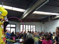 Actividad infantil en el rocodromo