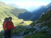 El valle desde la cima