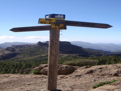 Gran Canaria Salto al Vacio BTT