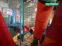 Maze of slides