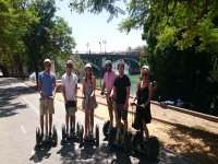 Uploaded to the segway in Seville