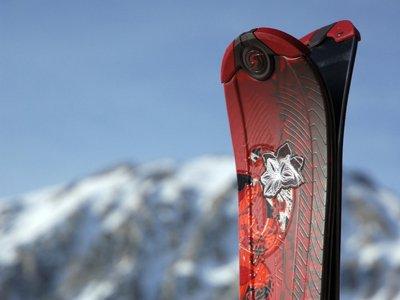 内华达山脉的滑雪课程15小时