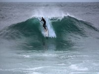 Catching the best waves