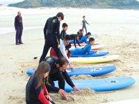 Classes in Galicia