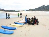 Surf galicia