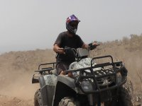 percorsi quad attraverso Gran Canaria