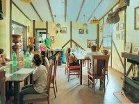 Equestrian dining room