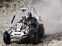 大加那利岛上的buggys