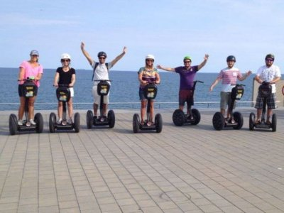 Barcelona Sun & Segway Team Building