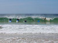 Surfing initiation courses