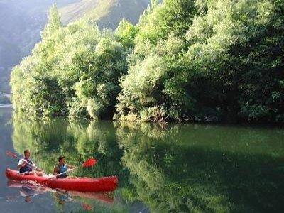 Despedidas y Espectáculos Pontevedra Canoas