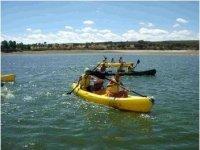 Travesias en canoa por los rios gallegos
