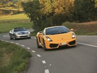 Drive the sports cars in Cantabria