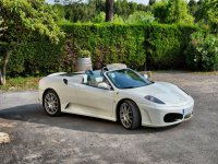 Enjoy one of the sports cars