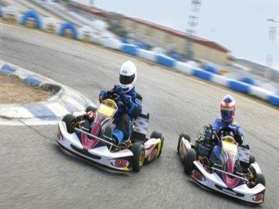 Despedidas y Espectáculos Pontevedra Karting