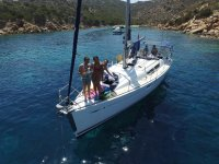 Travesia en velero desde Barcelona