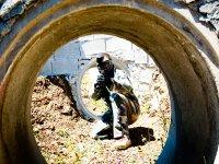 Entre los tuneles