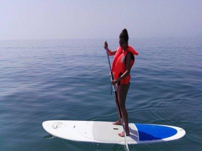 WindsurfingValencia Paddle Surf