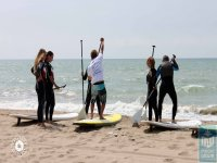 Explanation of Paddle surf