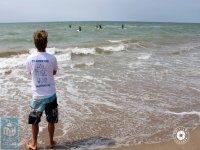 解释SUP桨冲浪安全