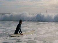 Aspettare l'onda perfetta