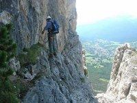 Vía ferrata en Andorra