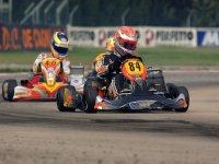 Race in circuit
