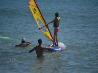 Windsurf a El Puig