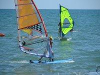 Futuri professionisti del windsurf