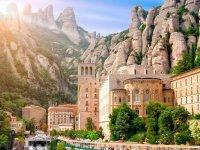 Tour of the Montserrat Monastery