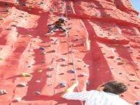 实践练习攀岩爬壁约瑟夫巴伯拉