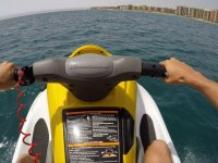Moto waverunner