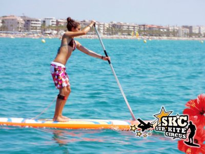 Super Kite Circus Paddle Surf
