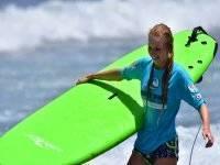Aprende a surfear en Las Palmas