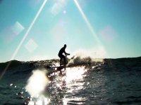 练习Paddle Surf体验