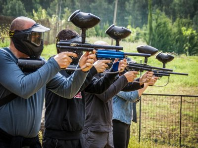 Alúa Málaga Paintball