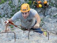 阿奇多纳铁索攀岩手攀登钉