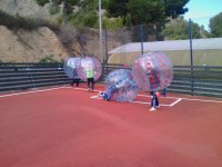 Gioca a bubble football