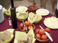 Comida y vinos en Mallorca