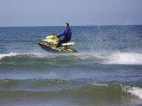Salti con moto d'acqua