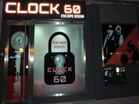 logo clock60