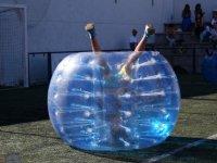 Dado la vuelta en la burbuja