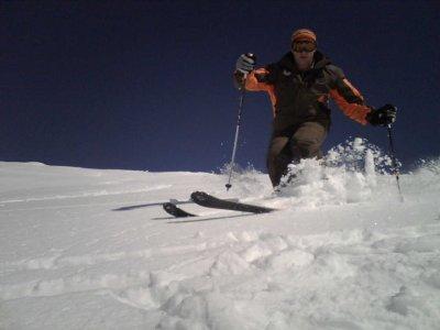 La Molina的滑雪课程,1小时