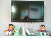 Tv con consola wii