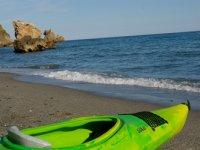 Disfruta d elos kayaks