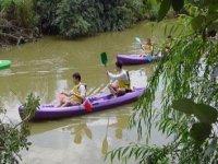 Excursiones en kayak en Andalucia