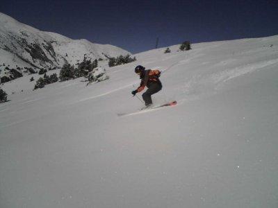 Clase particular de esquí, en La Molina, 2 horas