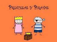 Princesas y Piratas Parques Infantiles